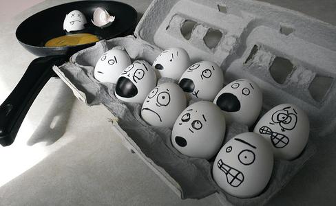 Stressed Eggs